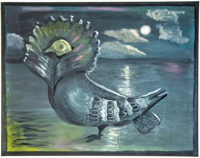 , 'The Collar Dove,' 2017, Renaissance Art Gallery