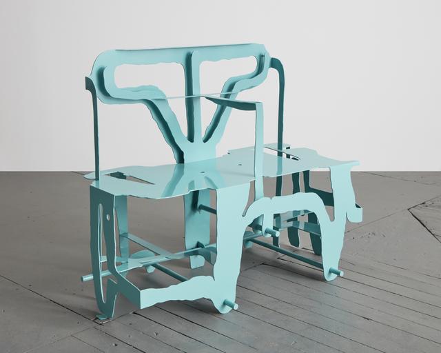 "Serban Ionescu, '""Lacaria"" sculptural bench', 2018, R & Company"