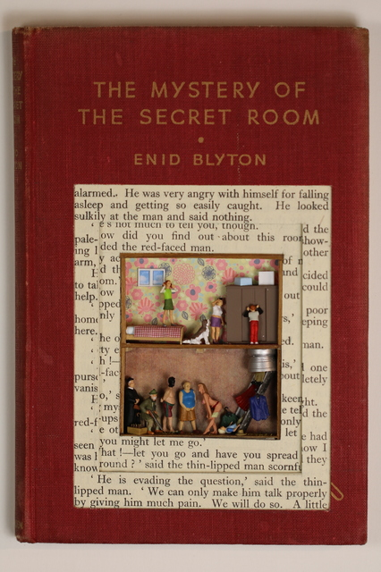 , 'The Mystery of the Secret Room,' 2016, Gallery Different