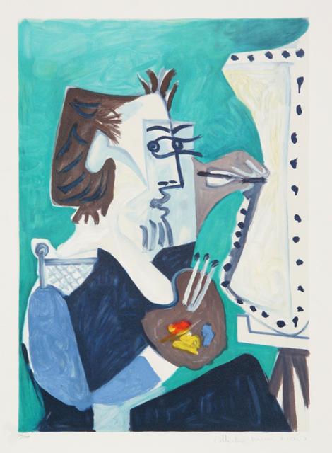 Pablo Picasso, 'Le Peintre, 1963', 1979-1982, RoGallery