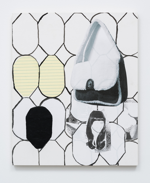 , 'Handbag on Stained Glass,' 2015, Meliksetian | Briggs
