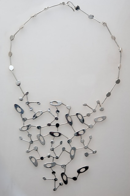 , 'Constellation #3 Necklace,' 2014, Pan American Art Projects