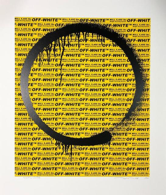 Takashi Murakami, 'Kyoto Enso', 2018, MSP Modern