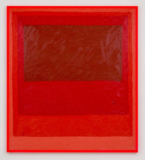 , 'RX5,' 2016, Denny Gallery