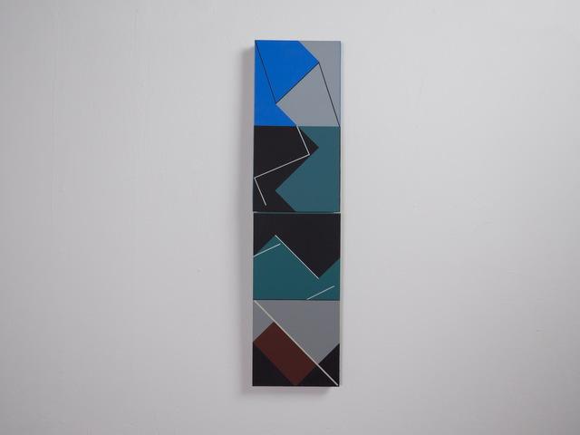 , 'RE13 MM bildnr. 8241 und 8251,' 2003, Edition & Galerie Hoffmann