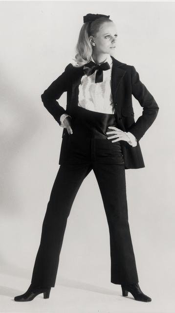 , 'Yves Saint Laurent ,' 1966, Les Arts Décoratifs
