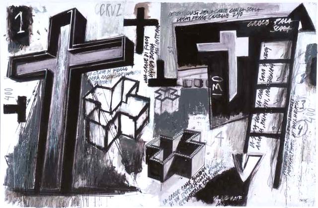 , 'Cruz,' 2013, Mario Mauroner Contemporary Art Salzburg-Vienna