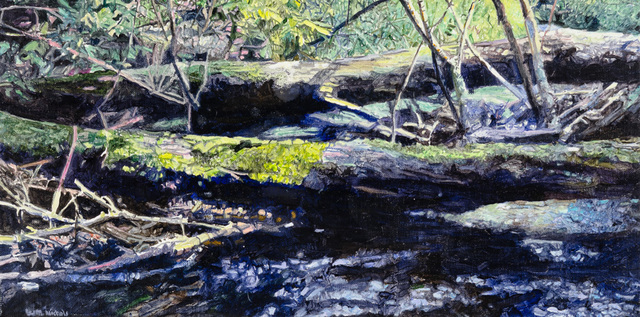 , 'Fallen Trees (Study),' 2010, CK Contemporary