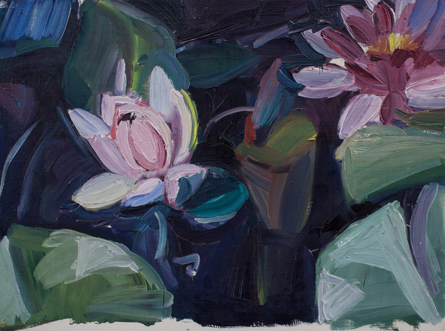 , 'Waterlilies,' 2017, envoy enterprises