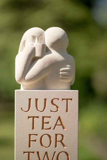, 'Tea for Two,' , Chelsea Physic Garden