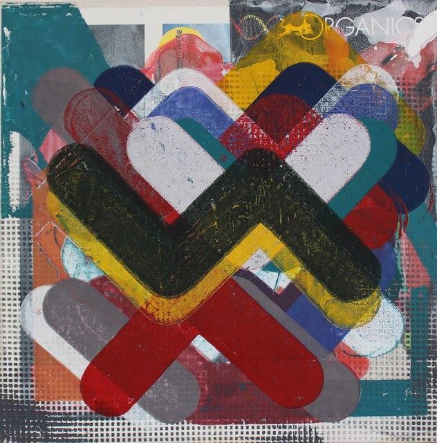 , 'o.T. ,' 2018, Galerie Heike Strelow