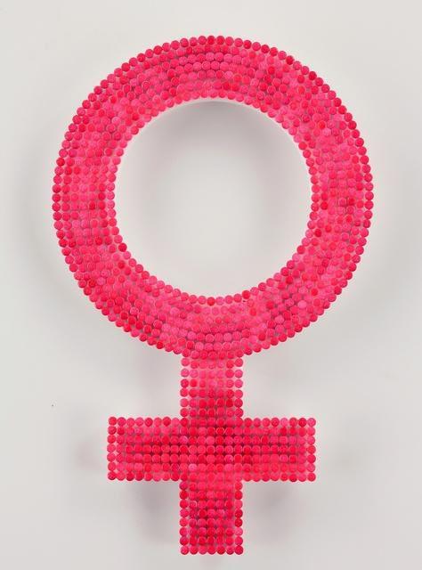 Michele Pred, 'Untitled (Women's Symbol)', 2013, Nancy Hoffman Gallery