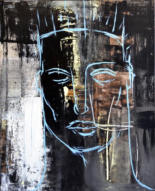 , 'Blue King,' , Bill Lowe Gallery