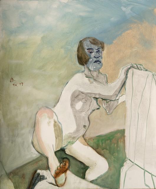 , 'Untitled III,' 2017, GOLESTANI