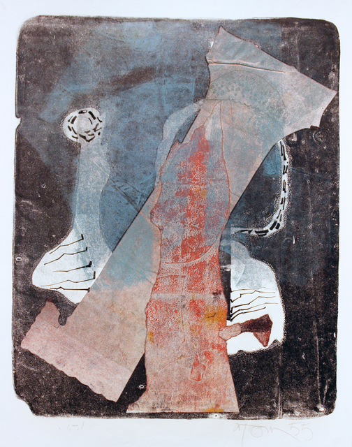 , 'Untitled,' 1955, Wallace Galleries