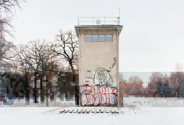 , 'Former Guard Tower Off Puschinallee,' 2012-2017, Pictura Gallery