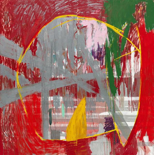 , 'Red Rain,' 2017, Andra Norris Gallery