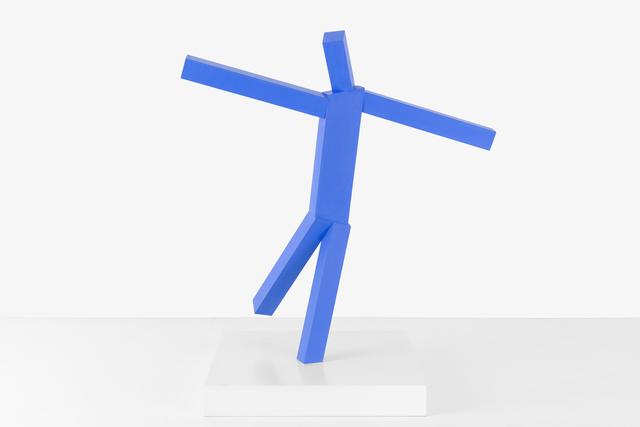 , 'Untitled (Blue),' 2011, Paul Kasmin Gallery