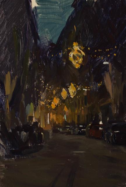 , 'Christmas Lights,' 2017, Grenning Gallery