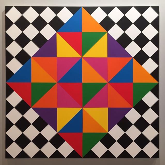 , 'Opus TA3,' 2017, Baró Galeria