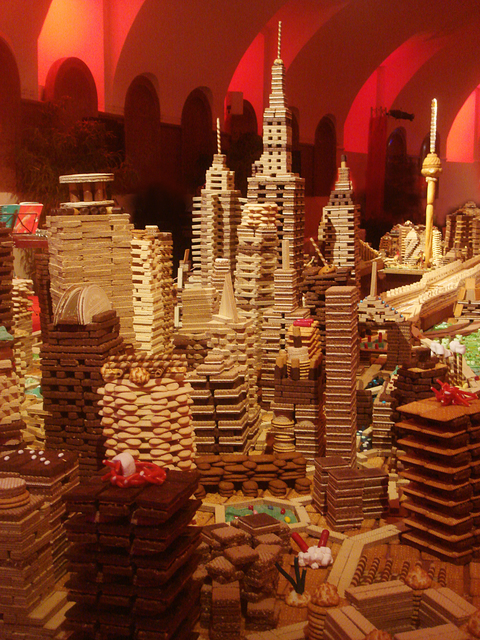 , 'Edible City No. 1,' 2013, Baró Galeria