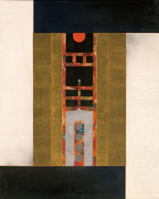 , 'Gate of Peace,' 1969, Liang Gallery