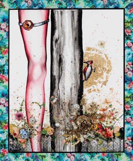 , 'Caí parado como los gatos,' 2018, Biaggi & Faure Fine Art