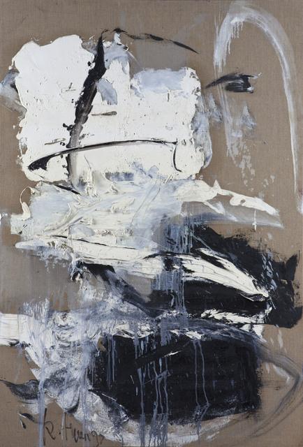 , 'White and Black,' 1989-1990, Boers-Li Gallery