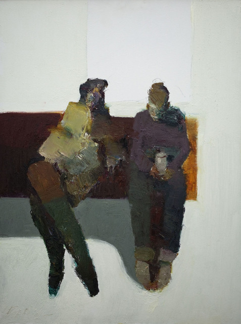 , 'Casual Afternoon,' 2015, Sue Greenwood Fine Art