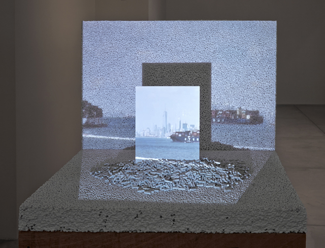 , 'Arrival of the Hyundai Pluto,' 2016, Jane Hartsook Gallery