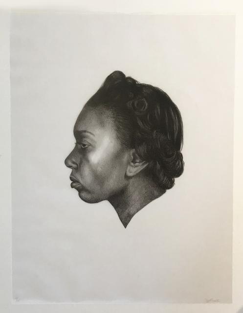 , 'Face to Face VI,' 2014, Conduit Gallery