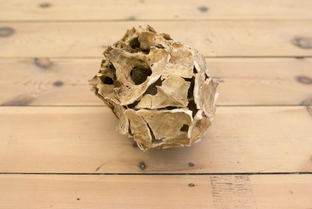, 'Untitled (Inside Out Skull) ,' 2014, Dvir Gallery