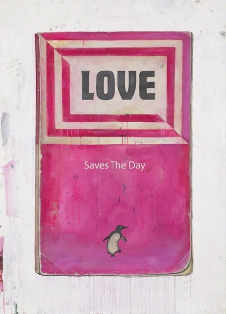 , 'Love Saves The Day ,' 2017, Maddox Gallery