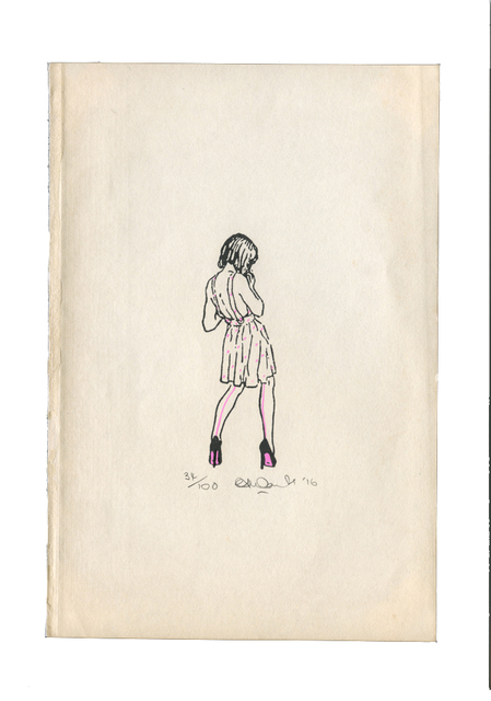 , 'High Fashion,' 2016, Gina Cross