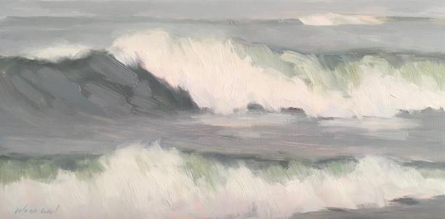 , 'Waves in the Fog,' 2018, STUDIO Gallery