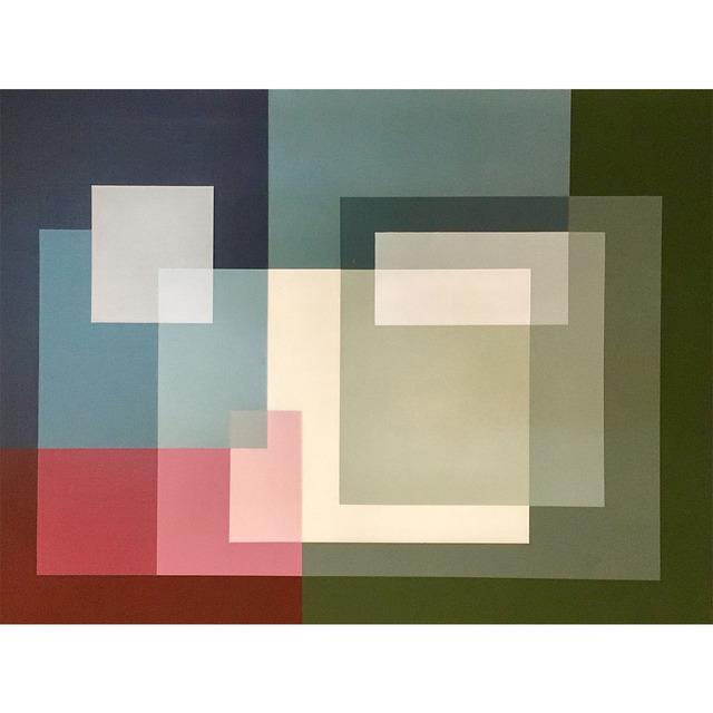 , 'Playful Geometry,' 2018, Artig Gallery