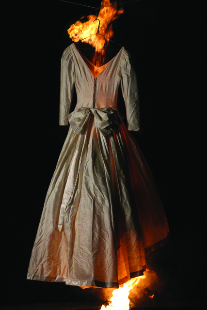 , 'RELIC # 17 - Wedding Gown 2,' 2016, Nohra Haime Gallery