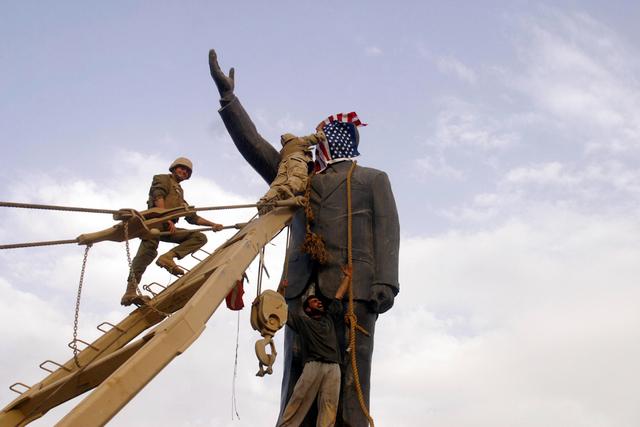 , 'The Statue,' 2003, Anastasia Photo