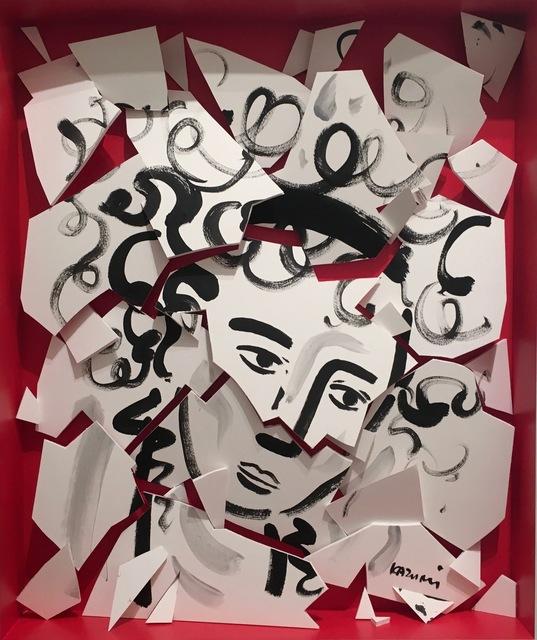 , 'Orpheus 5,' 2017, Cheryl Hazan Gallery