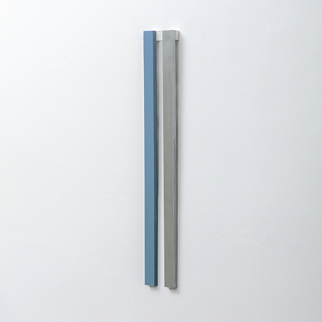 , 'Ripa Azul e Prata,' 1998/2018, Carbono Galeria