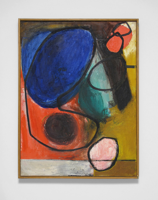 , 'Space Movements, Still Life,' 1946, Inman Gallery