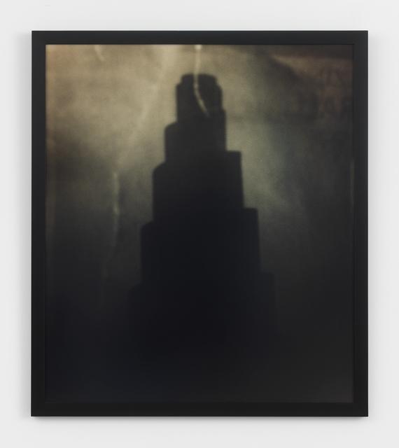 , 'Ziggurat,' 2004, Magenta Plains