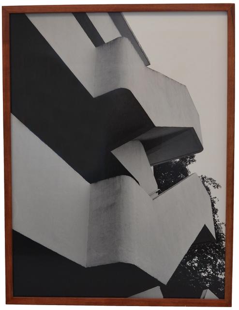 Grace Ndiritu, 'Modernist Architecture # 1', 2014, Tatjana Pieters