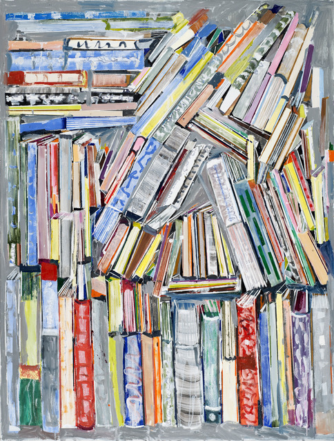 , 'Ohne Titel (Eins hält das Andere),' 2016, Christine König Galerie
