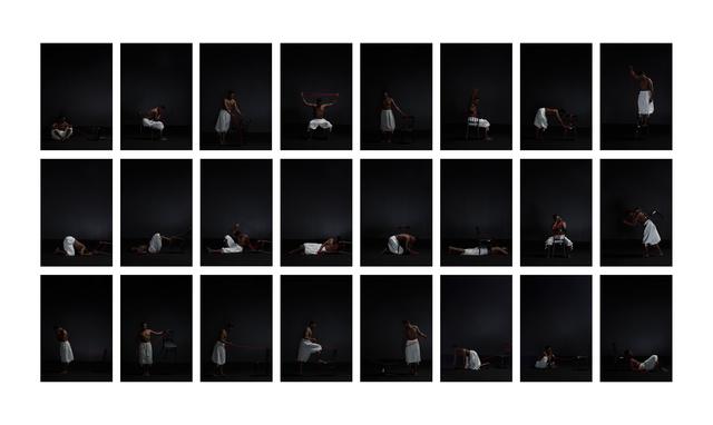 , 'Ilundu,' 2017, Primo Marella Gallery