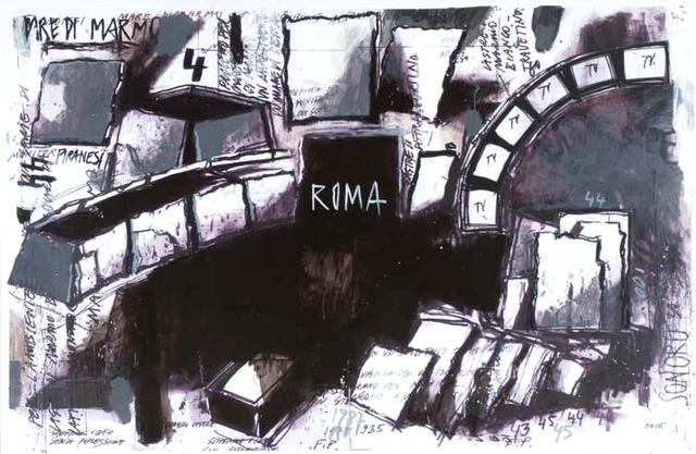 , 'Roma,' 2013, Mario Mauroner Contemporary Art Salzburg-Vienna
