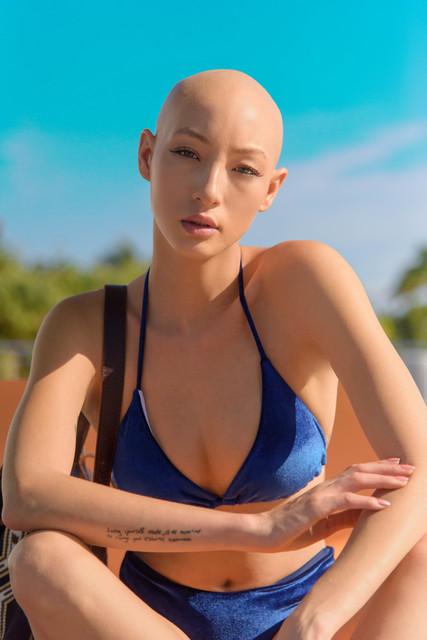 , 'Bald and Beautiful II,' 2018, 9 Strokes Gallery