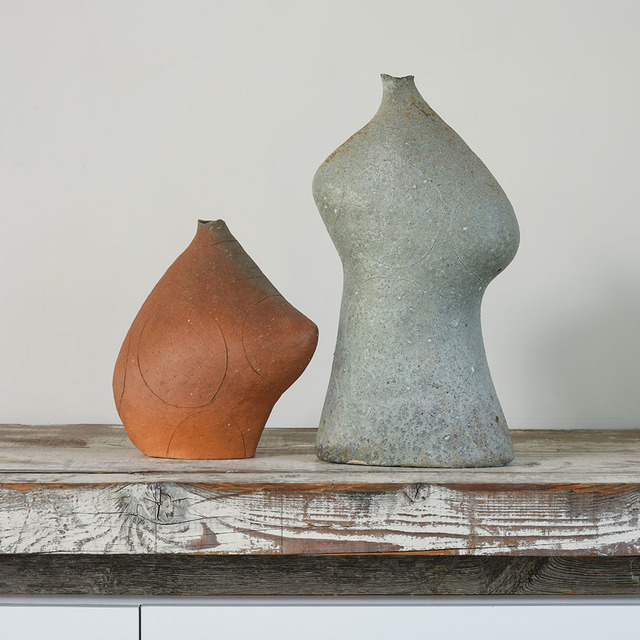 , 'Ceramic 49 and 50,' , browngrotta arts