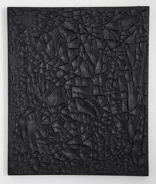 , 'El negro 3248,' 2017, Galeria Enrique Guerrero