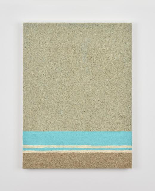 , 'Unseen Seas,' 2016, Almine Rech